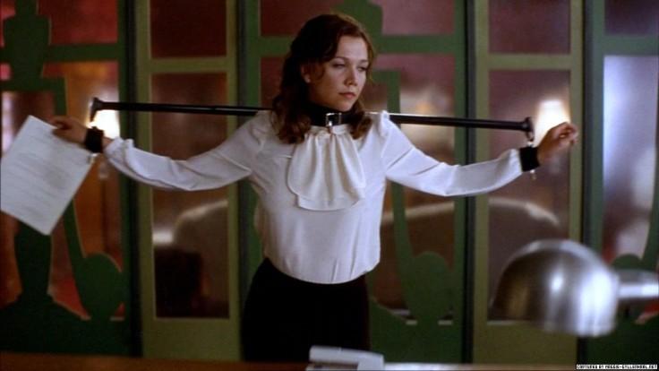 Maggie-in-Secretary-maggie-gyllenhaal