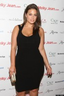 NEW YORK - JUNE 13: Model Ashley Graham attends the 3rd annual Geminis Give Back at 1OAK on June 13, 2010 in New York City. (Photo by Ben Hider/Getty Images)